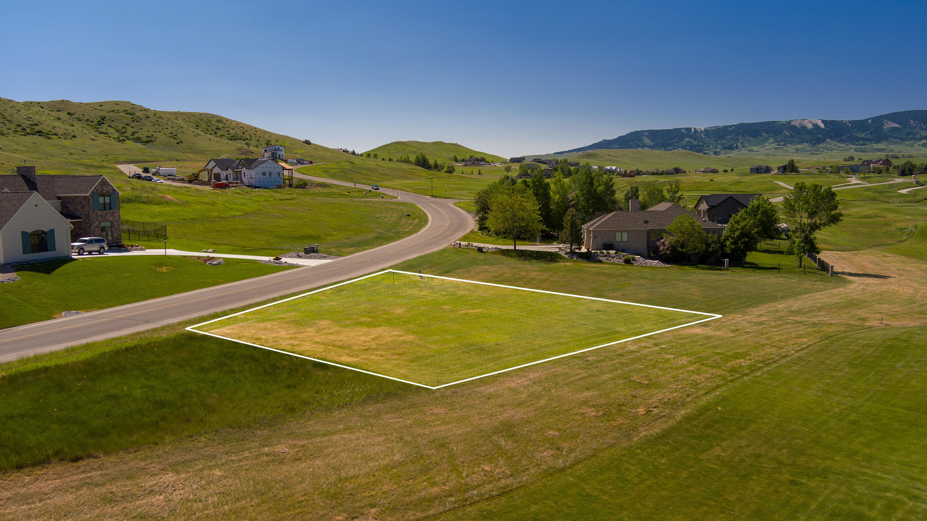 Lot 8 Powder Horn Road, Sheridan, Wyoming 82801, ,Building Site,For Sale,Powder Horn,21-636