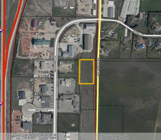 Tract 1 Dry Ranch Road, Sheridan, Wyoming 82801, ,Commercial,For Sale,Dry Ranch,21-639