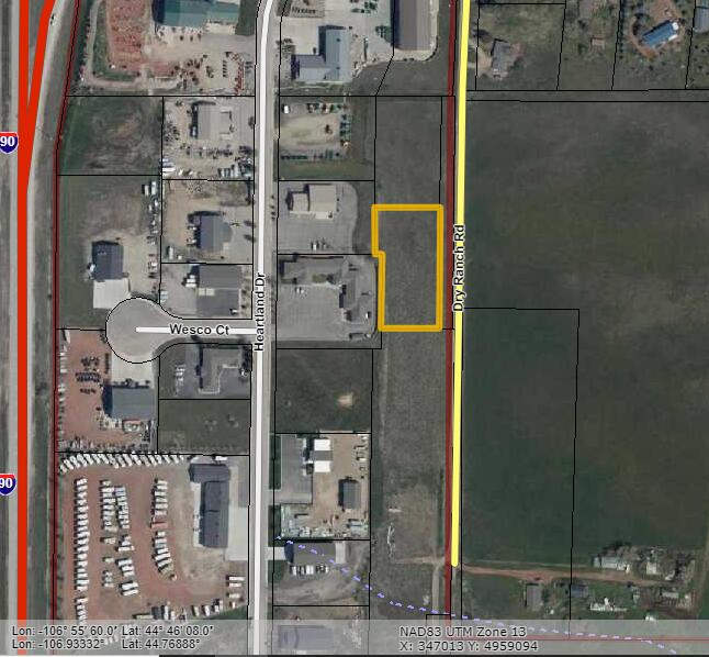 Tract 2 Dry Ranch Road, Sheridan, Wyoming 82801, ,Commercial,For Sale,Dry Ranch,21-640