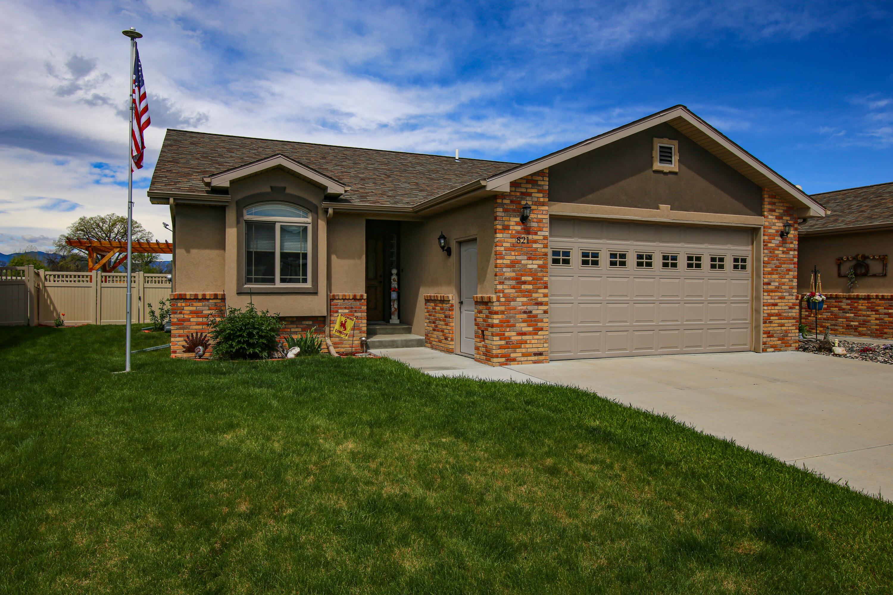 821 Pinyon Place, Sheridan, Wyoming 82801, 2 Bedrooms Bedrooms, ,2 BathroomsBathrooms,Residential,For Sale,Pinyon,21-649