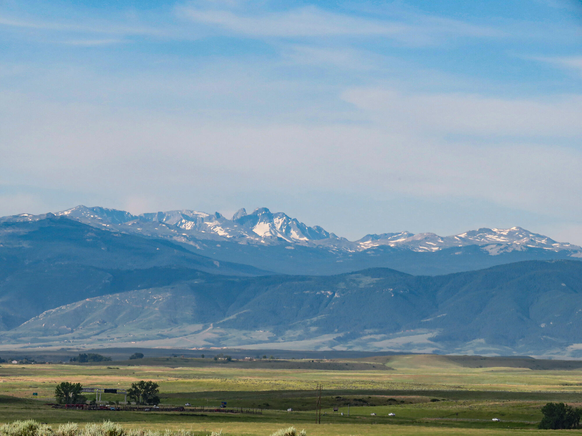 Tract 2 Decker Road, Sheridan, Wyoming 82801, ,Ranch-Land,For Sale,Decker,21-654