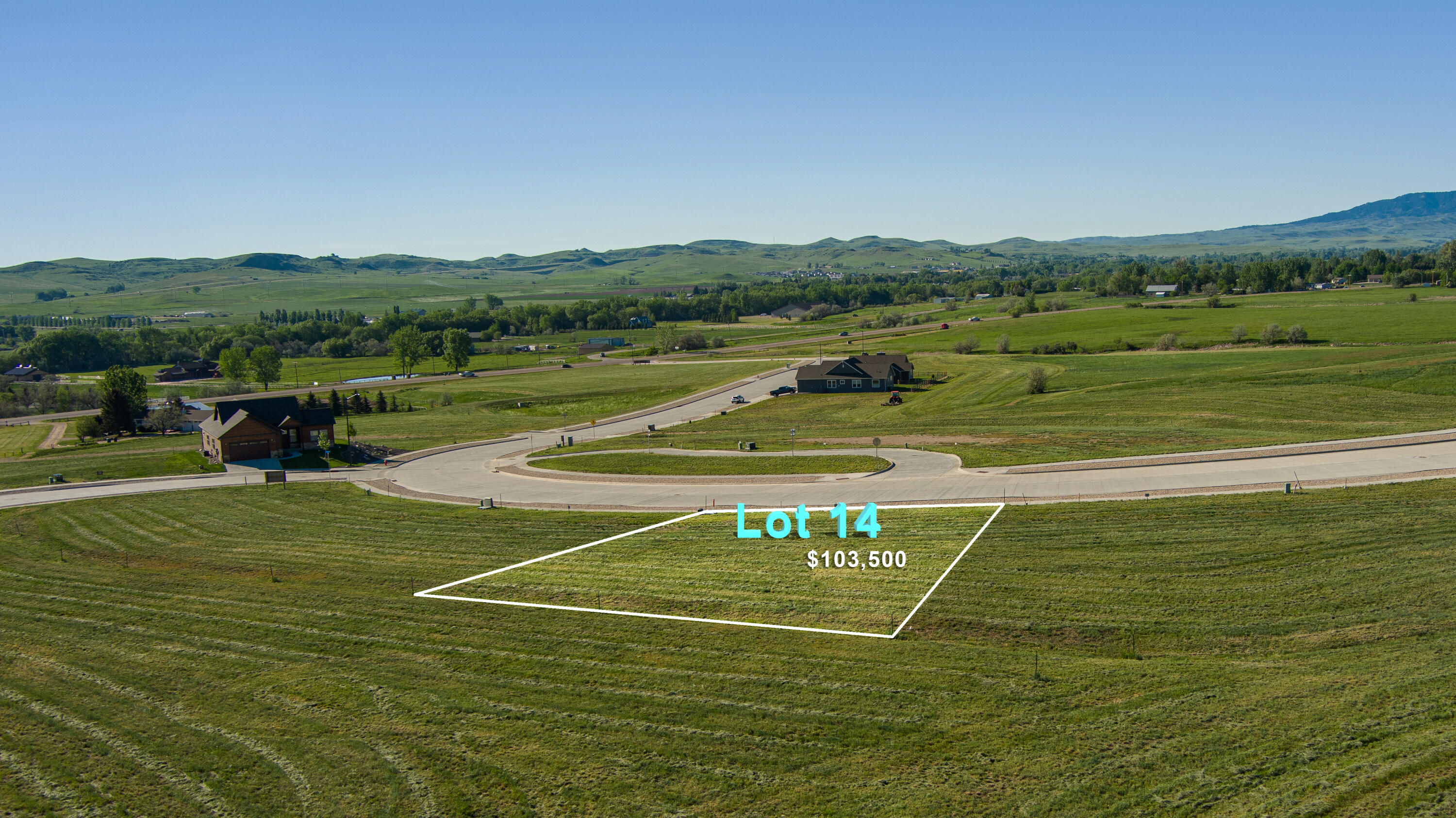 2643 Morrison Ranch Road, Sheridan, Wyoming 82801, ,Building Site,For Sale,Morrison Ranch,20-788