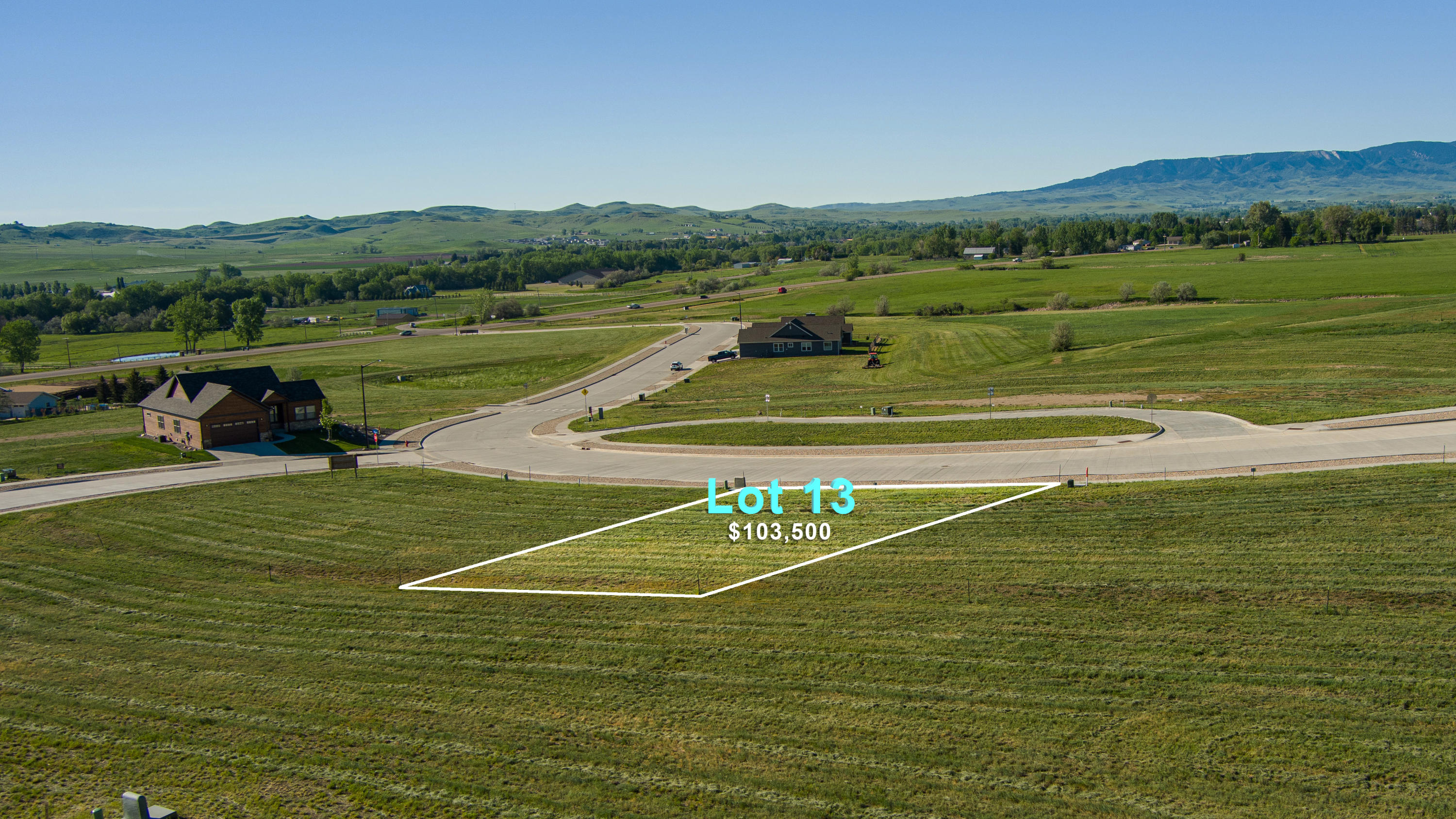 2645 Morrison Ranch Road, Sheridan, Wyoming 82801, ,Building Site,For Sale,Morrison Ranch,20-790