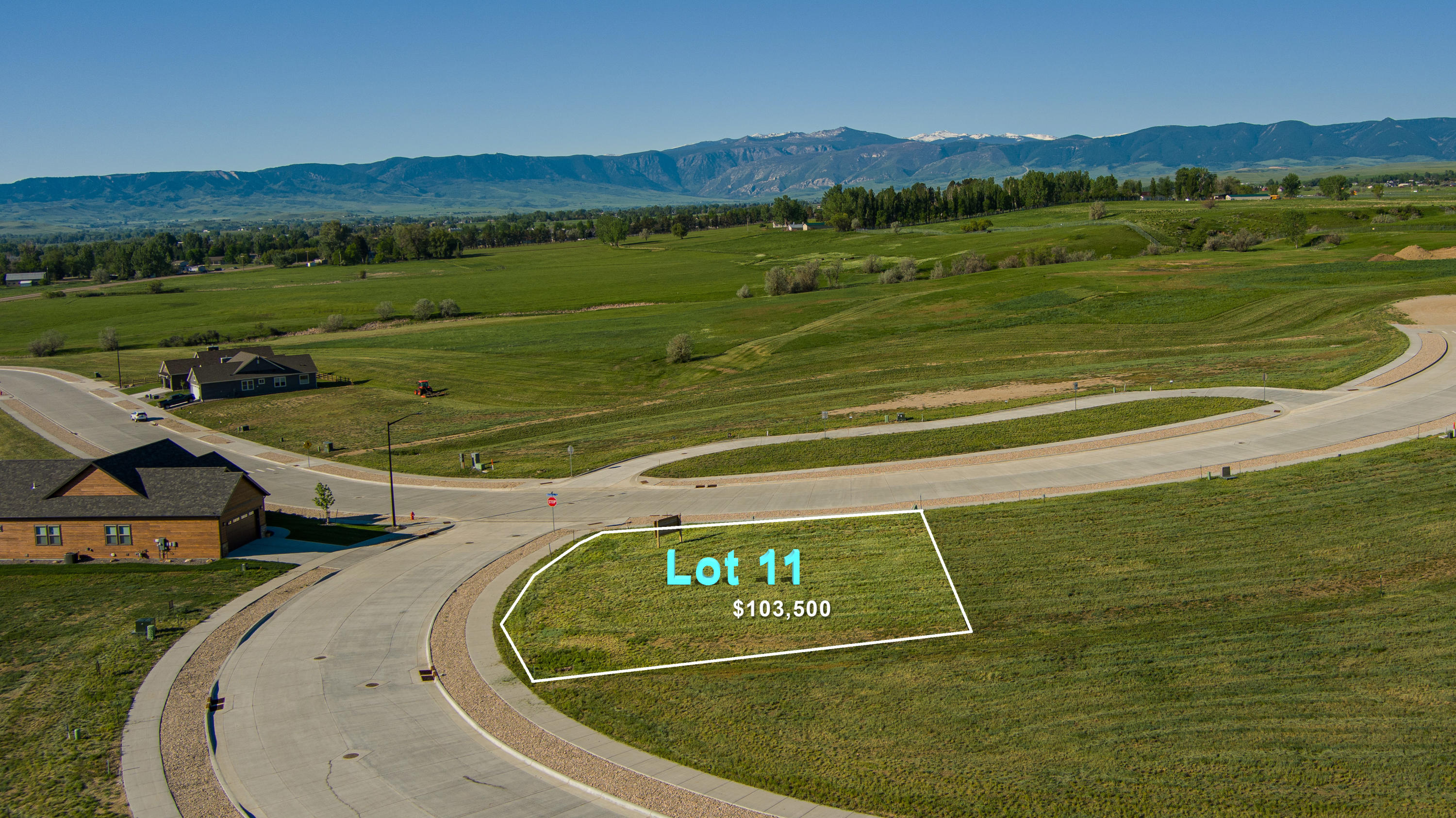 2649 Morrison Ranch Road, Sheridan, Wyoming 82801, ,Building Site,For Sale,Morrison Ranch,20-794