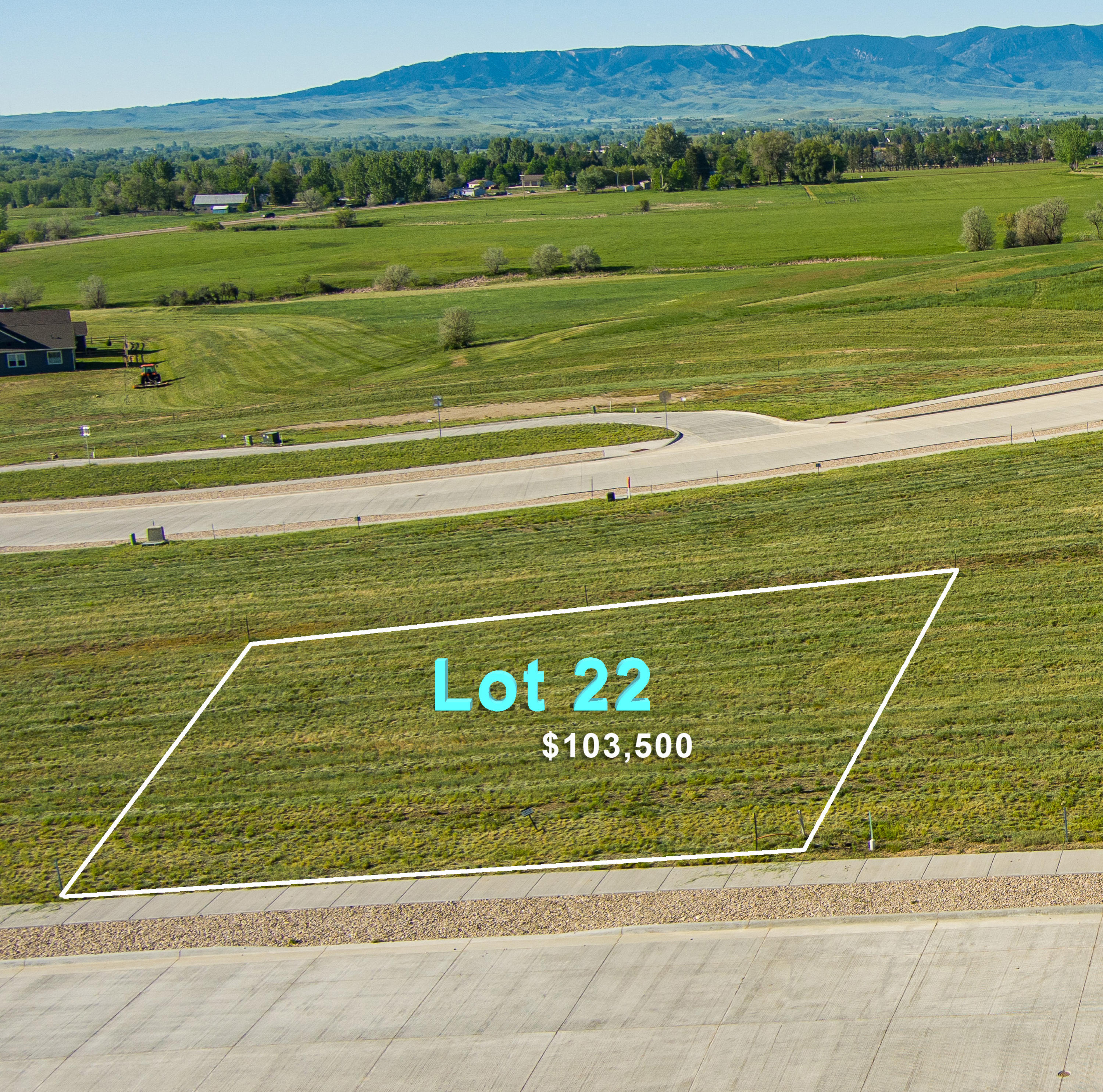 400 Legacy Road, Sheridan, Wyoming 82801, ,Building Site,For Sale,Legacy,20-811