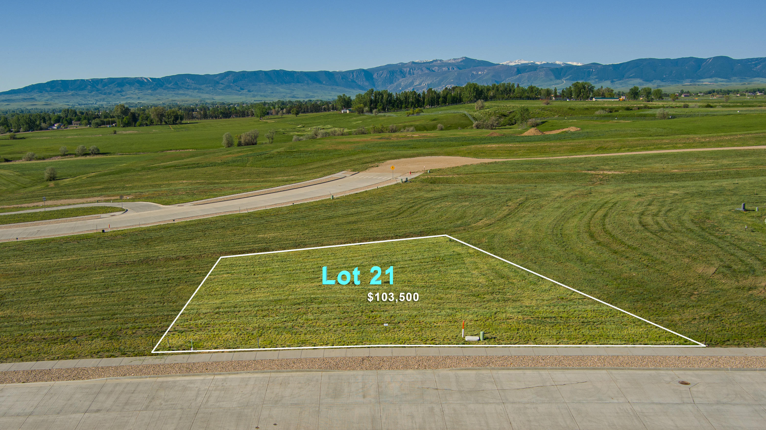 420 Legacy Road, Sheridan, Wyoming 82801, ,Building Site,For Sale,Legacy,20-812