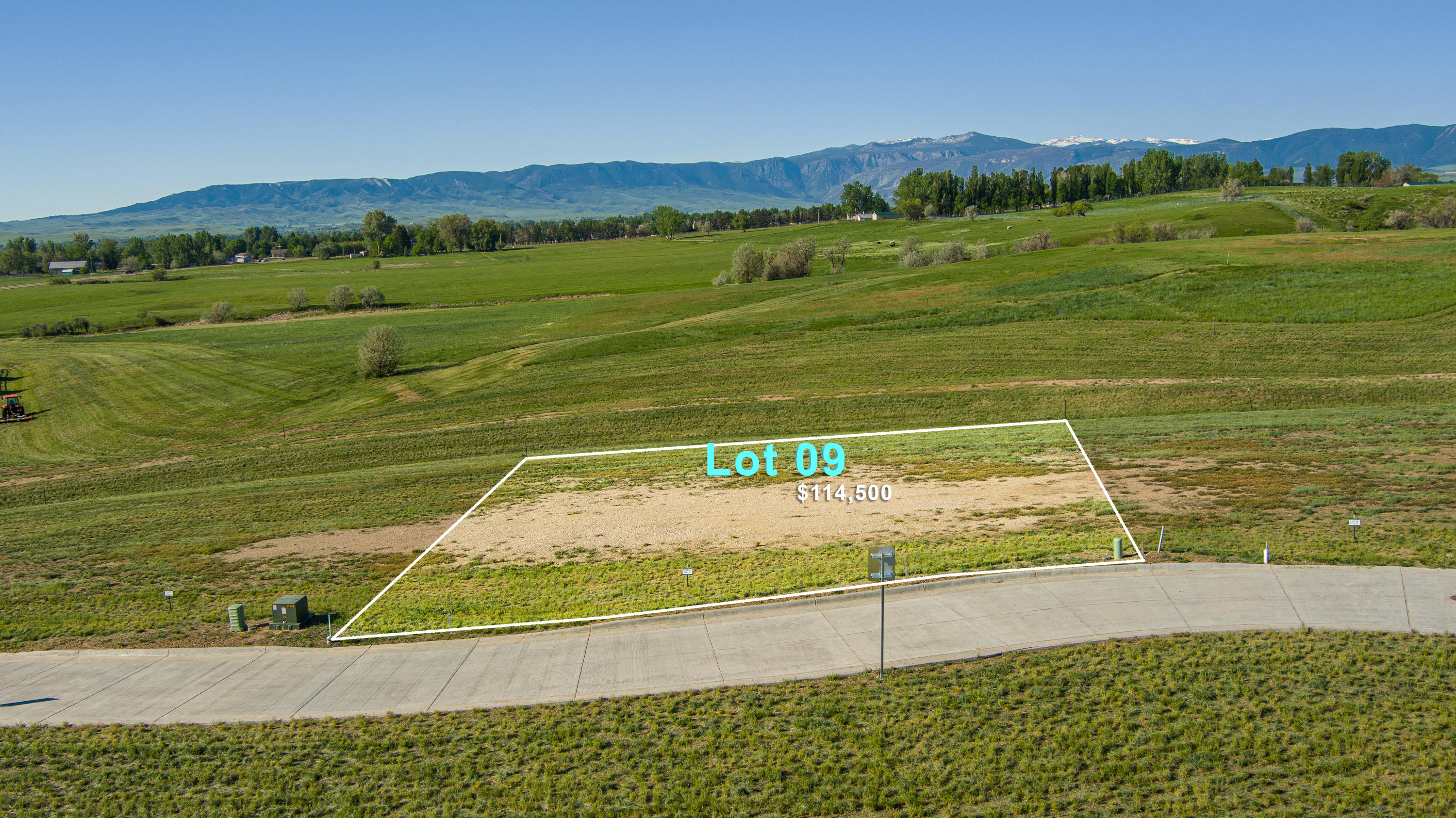 2646 Morrison Ranch Road, Sheridan, Wyoming 82801, ,Building Site,For Sale,Morrison Ranch,20-791