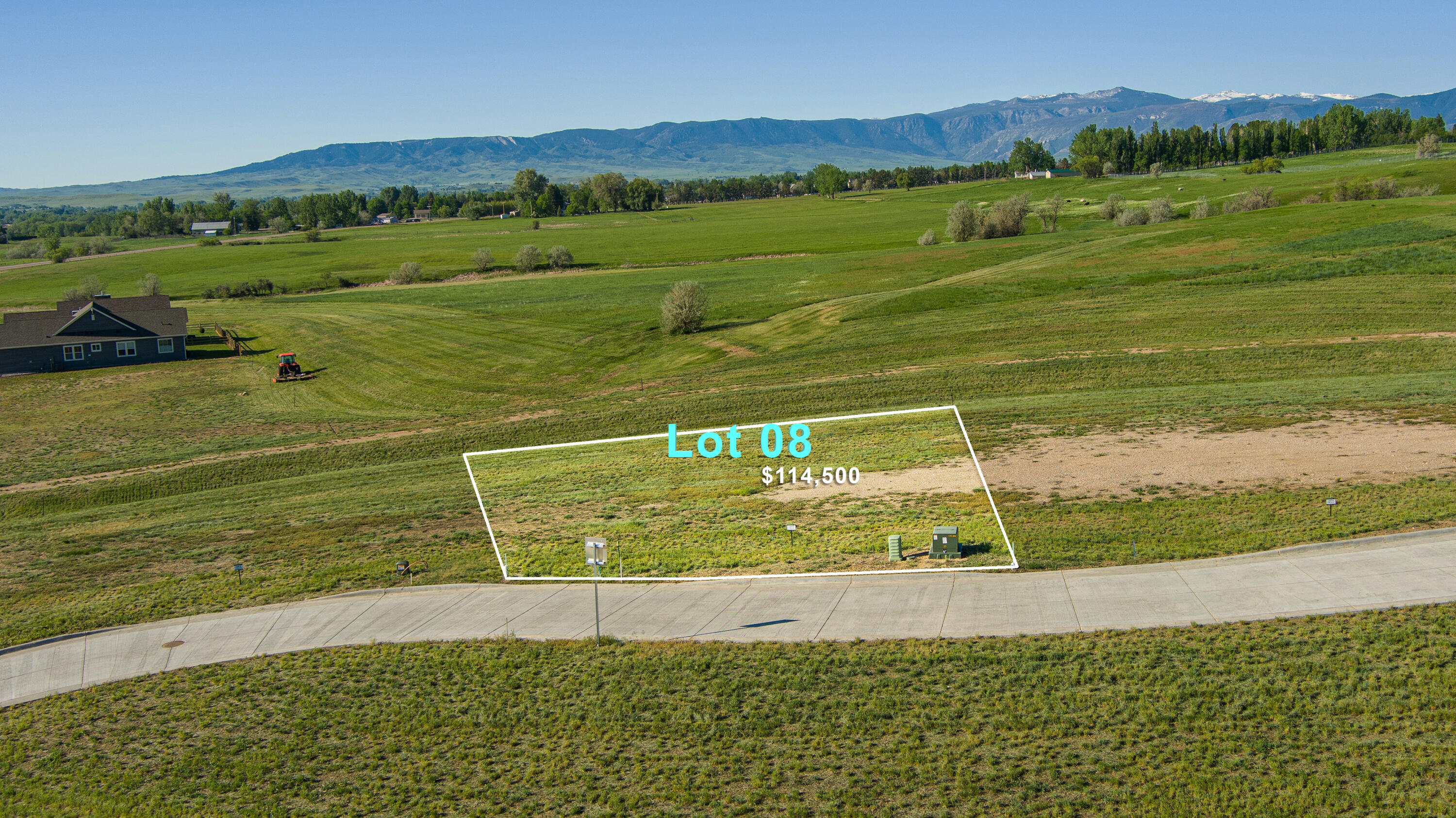 2648 Morrison Ranch Road, Sheridan, Wyoming 82801, ,Building Site,For Sale,Morrison Ranch,20-793