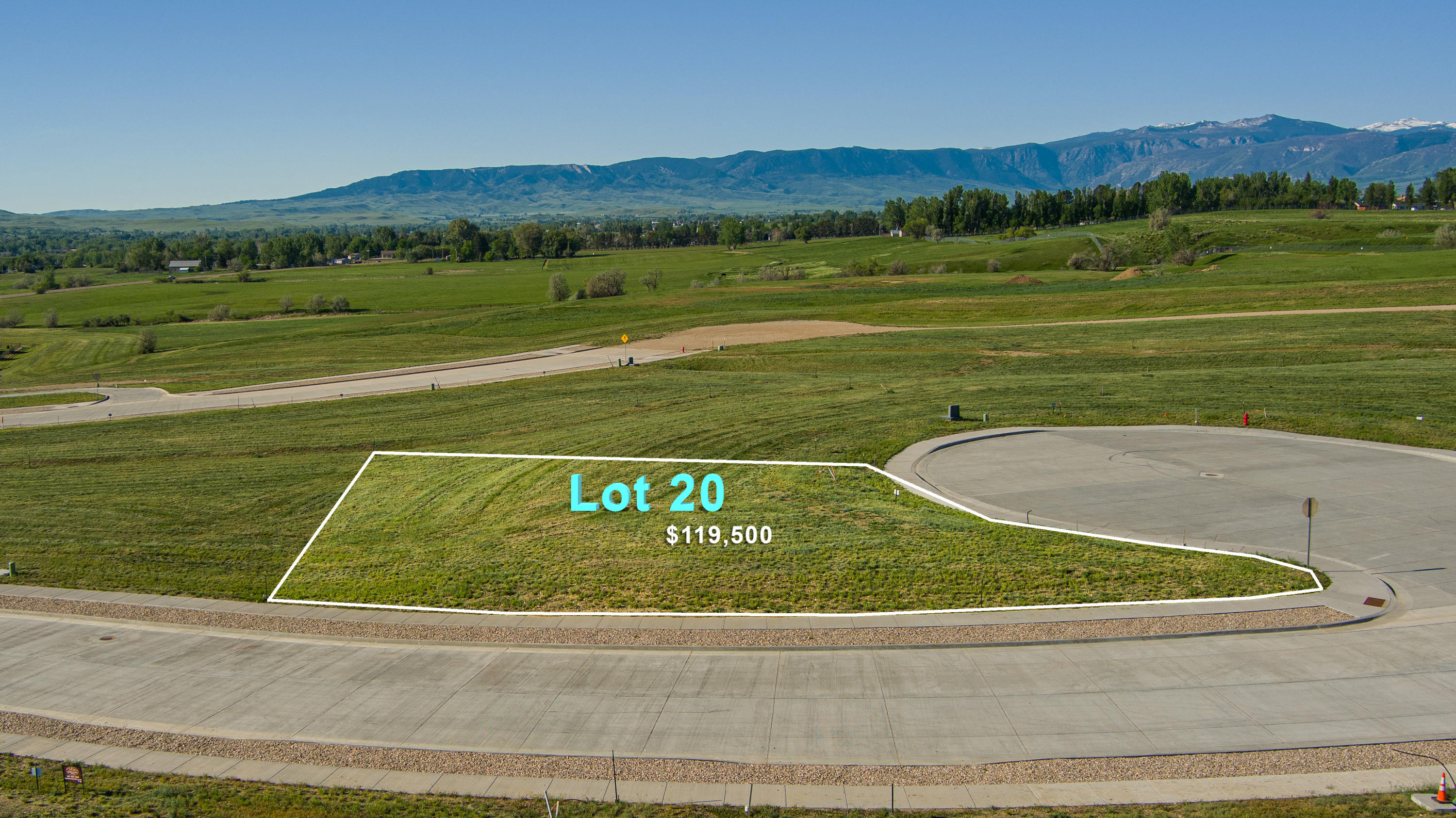 440 Legacy Road, Sheridan, Wyoming 82801, ,Building Site,For Sale,Legacy,20-813