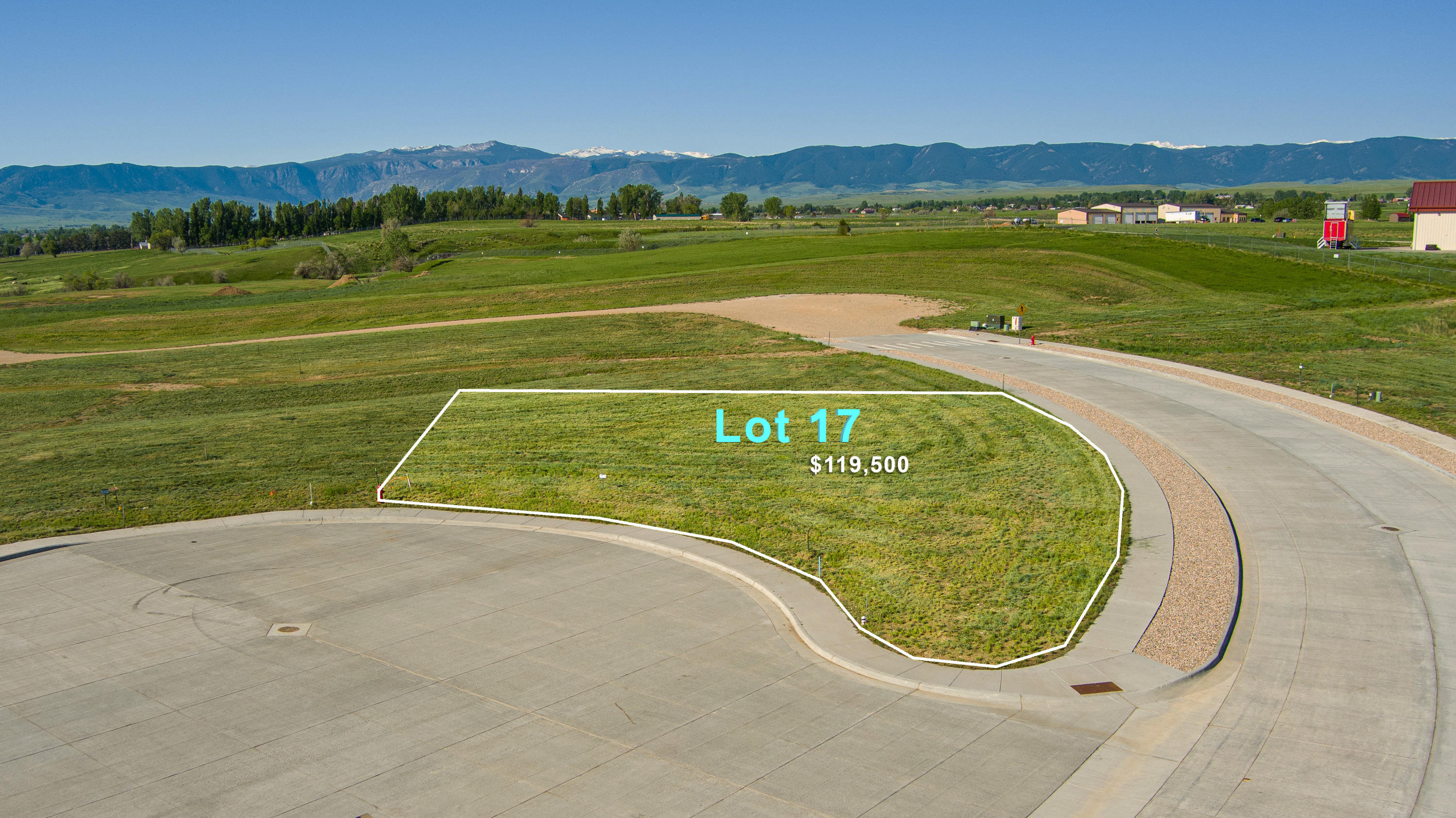 510 Legacy Road, Sheridan, Wyoming 82801, ,Building Site,For Sale,Legacy,20-815