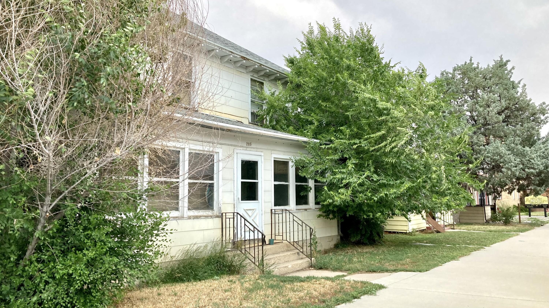 215 W Loucks Street, Sheridan, Wyoming 82801, ,Multi-Unit,For Sale,Loucks,21-831
