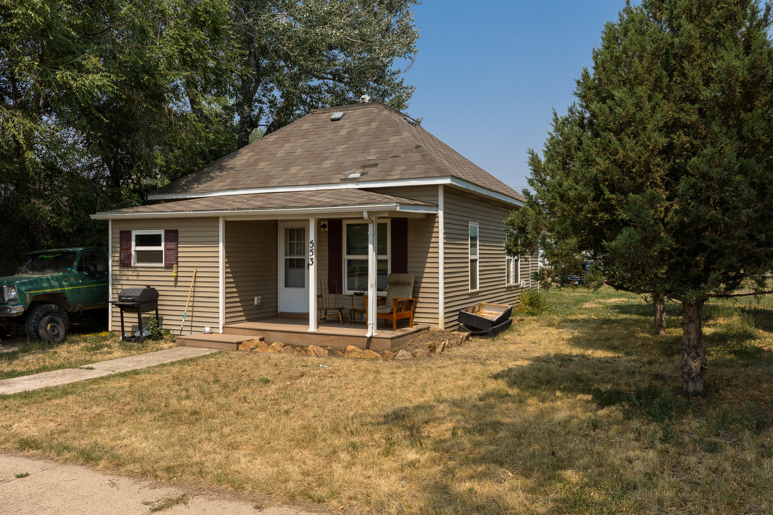 553 E 7th Street, Sheridan, Wyoming 82801, 1 Bedroom Bedrooms, ,0.75 BathroomBathrooms,Residential,For Sale,7th,21-832