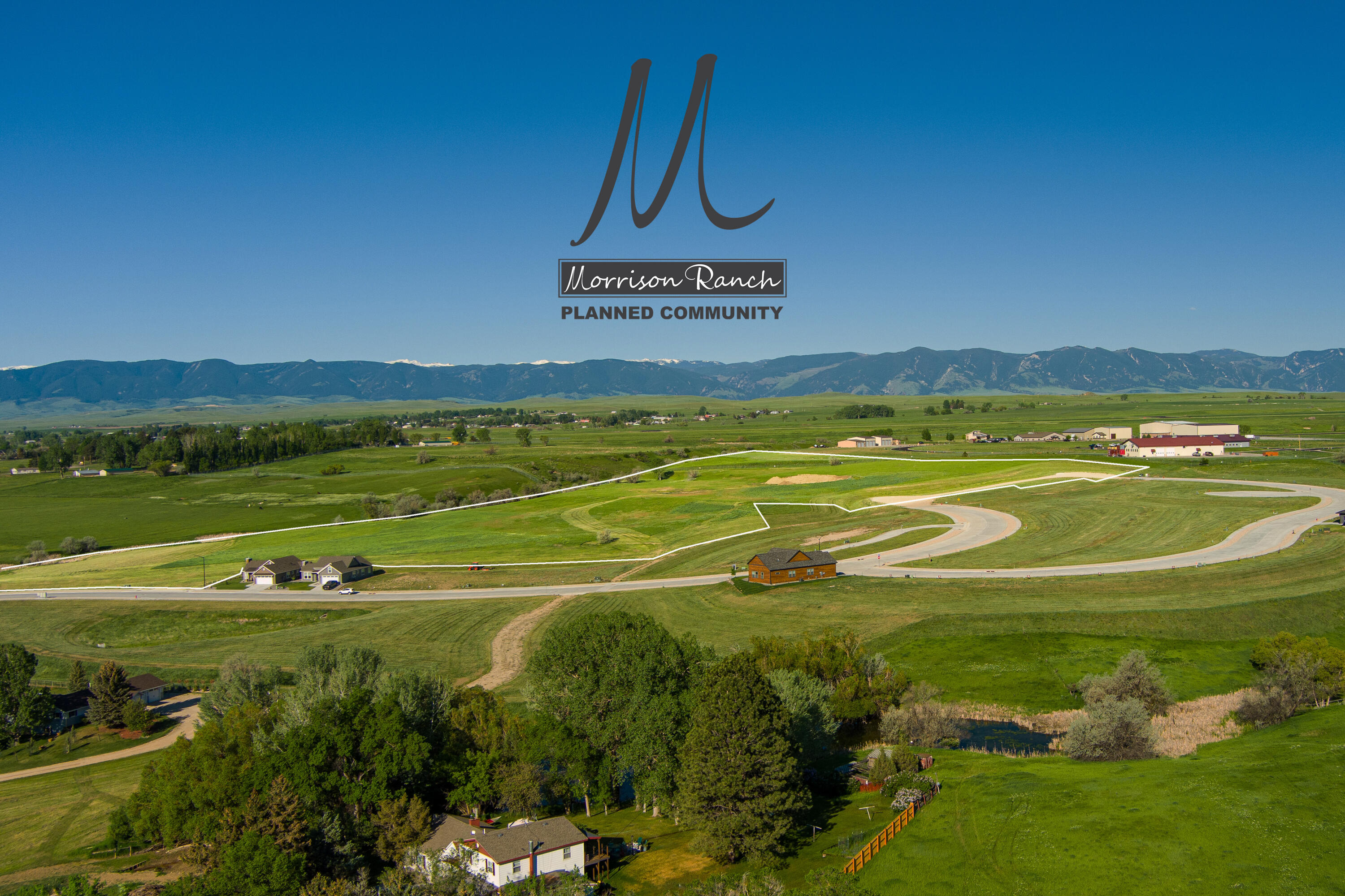 TBD Morrison Ranch Road, Sheridan, Wyoming 82801, ,Building Site,For Sale,Morrison Ranch,21-952