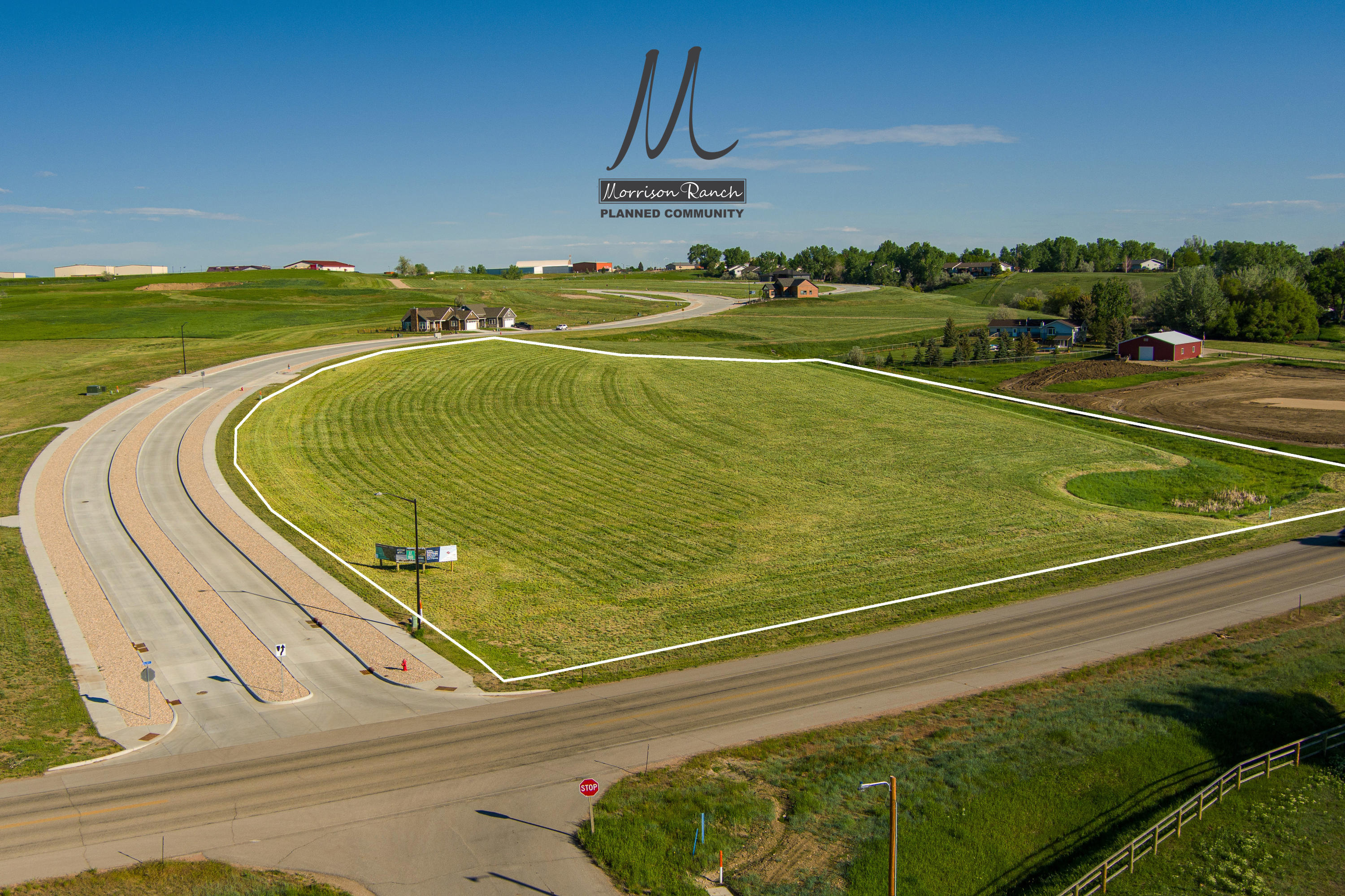 TBD Morrison Ranch Road, Sheridan, Wyoming 82801, ,Building Site,For Sale,Morrison Ranch,21-956
