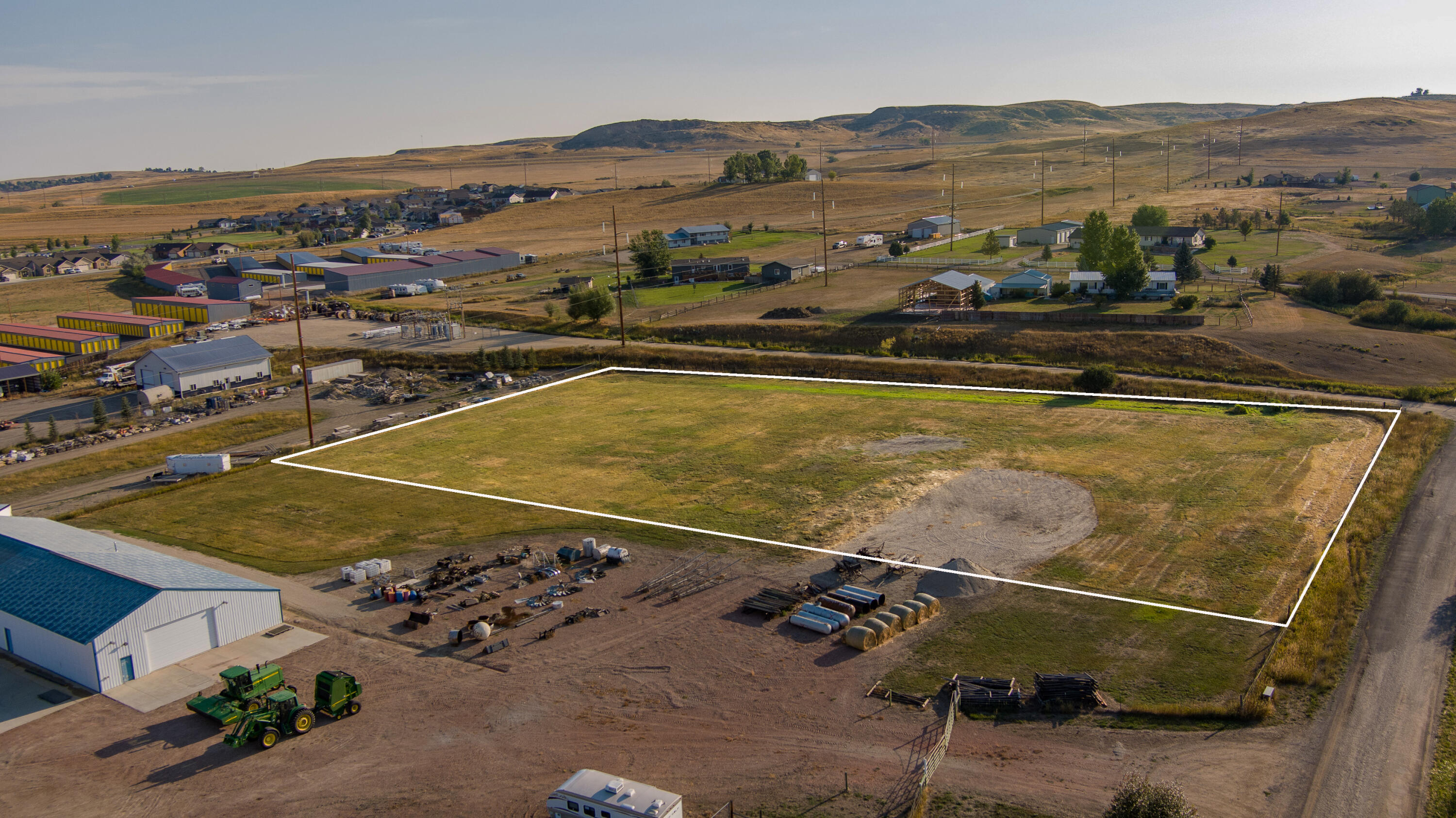 TBD High View Road, Sheridan, Wyoming 82801, ,Commercial,For Sale,High View,21-1107