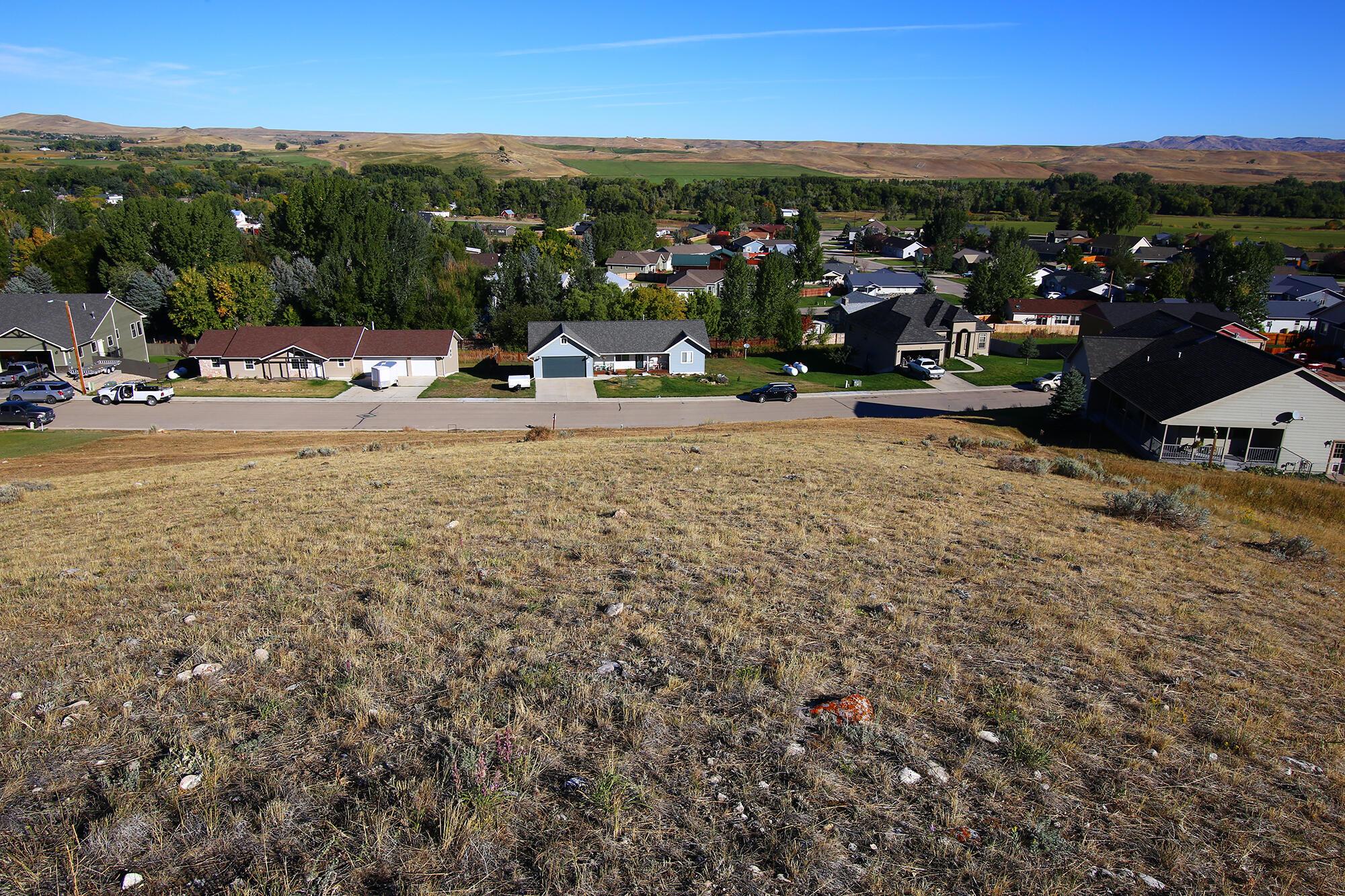 16 & 18 Black Mountain Drive, Dayton, Wyoming 82836, ,Building Site,For Sale,Black Mountain,21-833