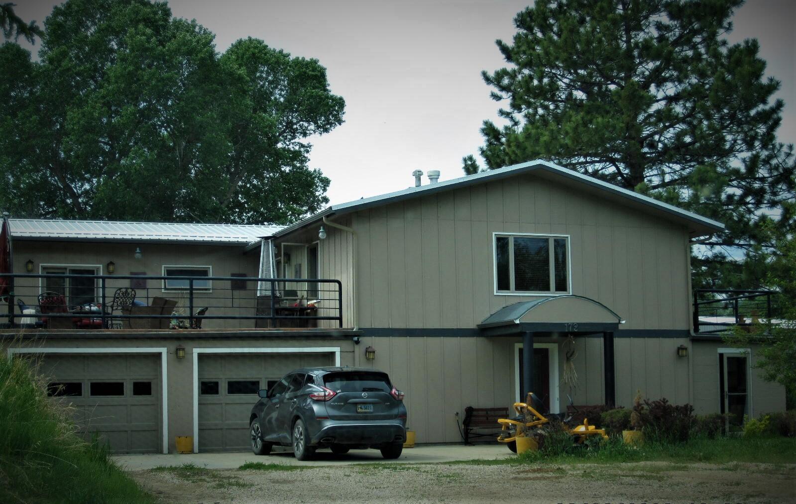 172 Upper Clear Creek Road, Buffalo, Wyoming 82834, 4 Bedrooms Bedrooms, ,3 BathroomsBathrooms,Residential,For Sale,Upper Clear Creek,21-1109