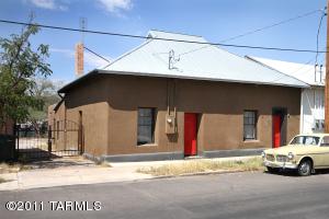 496 S Convent Avenue, Tucson, AZ 85701