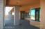 Large Covered Patio -Tongue & Groove Ceiling w/Stereo Speakers