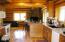 Kitchen into Livingroom.