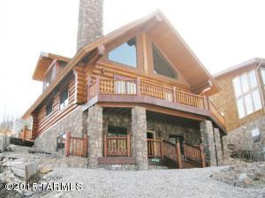 Beautiful true log cabin.