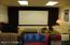 Large media room.