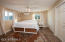 Fourth guest bedroom or an ideal spot for an office, gym or bonus room.
