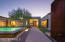 Completely private courtyard and entry