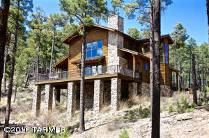 12703 N Upper Loma Linda Loop, Mt. Lemmon, AZ 85619