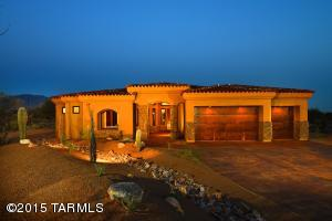 Ultimate curb appeal from this elegant contemporary Tuscan; build it here or on your lot elsewhere!