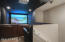Amazing projection home theater and sound system