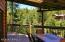 Forest Views from covered deck