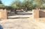 Entry to 5 acre enclave, Flagstone Pillars