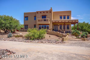 3391 N Bear Canyon Road, Tucson, AZ 85749