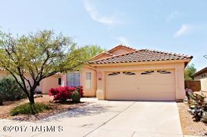 9163 N Ironwood Bluffs Lane, Tucson, AZ 85742