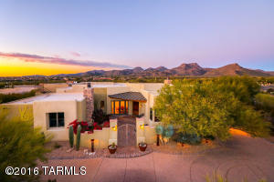 12797 N Sorrel Stallion Place, Marana, AZ 85658
