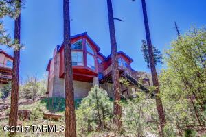 12740 N Ray Avenue N, Mt. Lemmon, AZ 85619