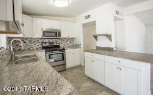 Some changes to the original kitchen design make the space flow much better