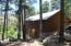 Well kept cabin.