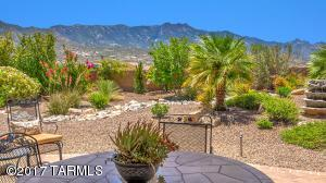 Gorgeous, Unobstructed Views of the Catalina Mountain Range
