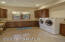 One of the largest, most practical laundry rooms in town!
