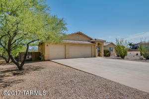 7204 W Timberleaf Drive, Tucson, AZ 85757
