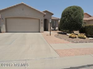 8092 W Blowing Tumbleweed Place, Tucson, AZ 85743