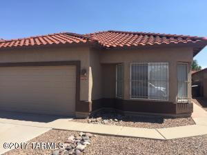 8929 E Rainsage Street, Tucson, AZ 85747