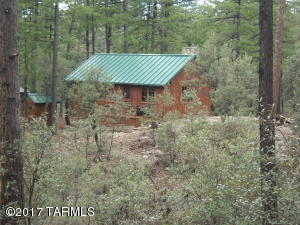 9814 N Willow Canyon, Mt. Lemmon, AZ 85619