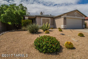 3340 S Desert Scroll Place, Tucson, AZ 85735