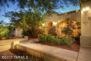 Welcome home to Colonial Trails, a gated neighborhood of 35 homes nestled in the Tucson Mountains.