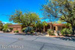 6281 N Cadena De Montanas, Tucson, AZ 85718