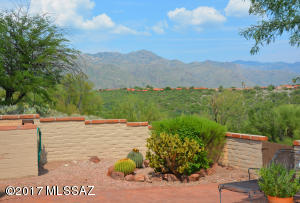 Simply the BEST View going of the Catalina Mountains, Thimble Peak, Sabino Canyon and Mt. Lemmon, all in one view!