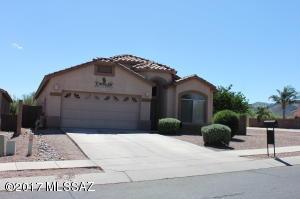 4175 W Diamond Butte Court, Tucson, AZ 85745